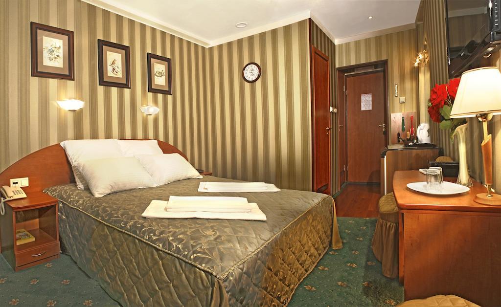Гостиница «Галакт» двухместный номер