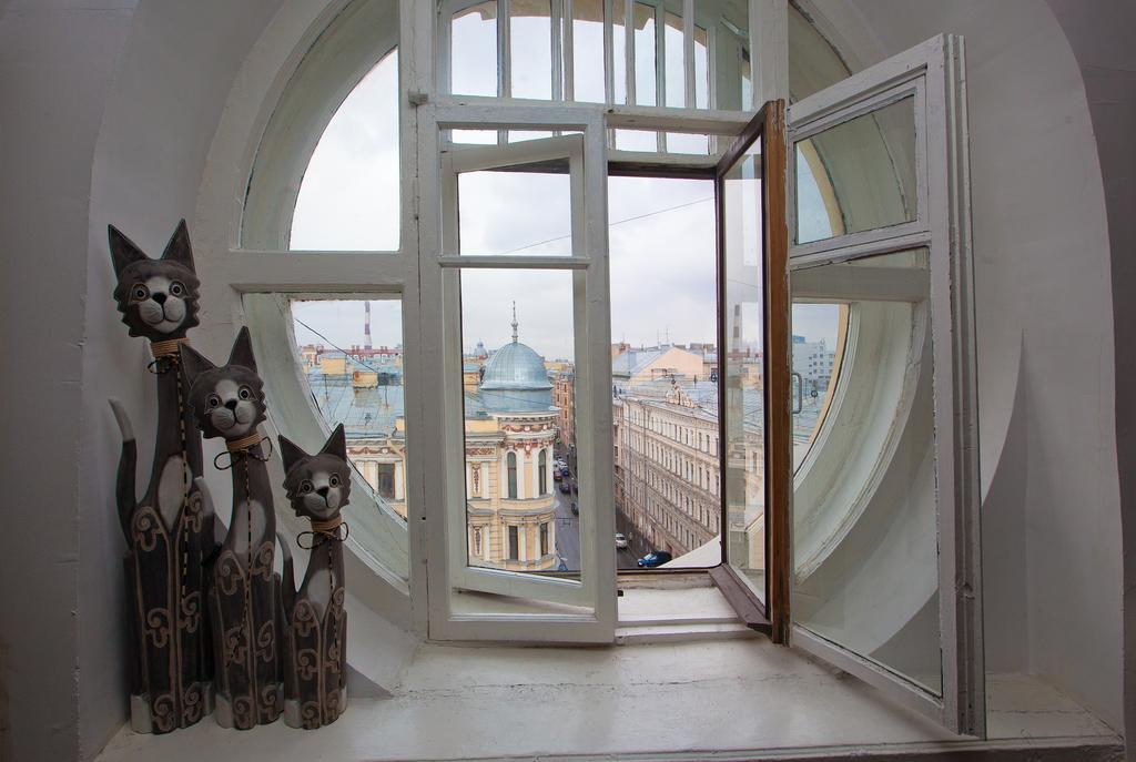 Хостел «Мишаня» 1500 руб/сутки круглое видовое окно