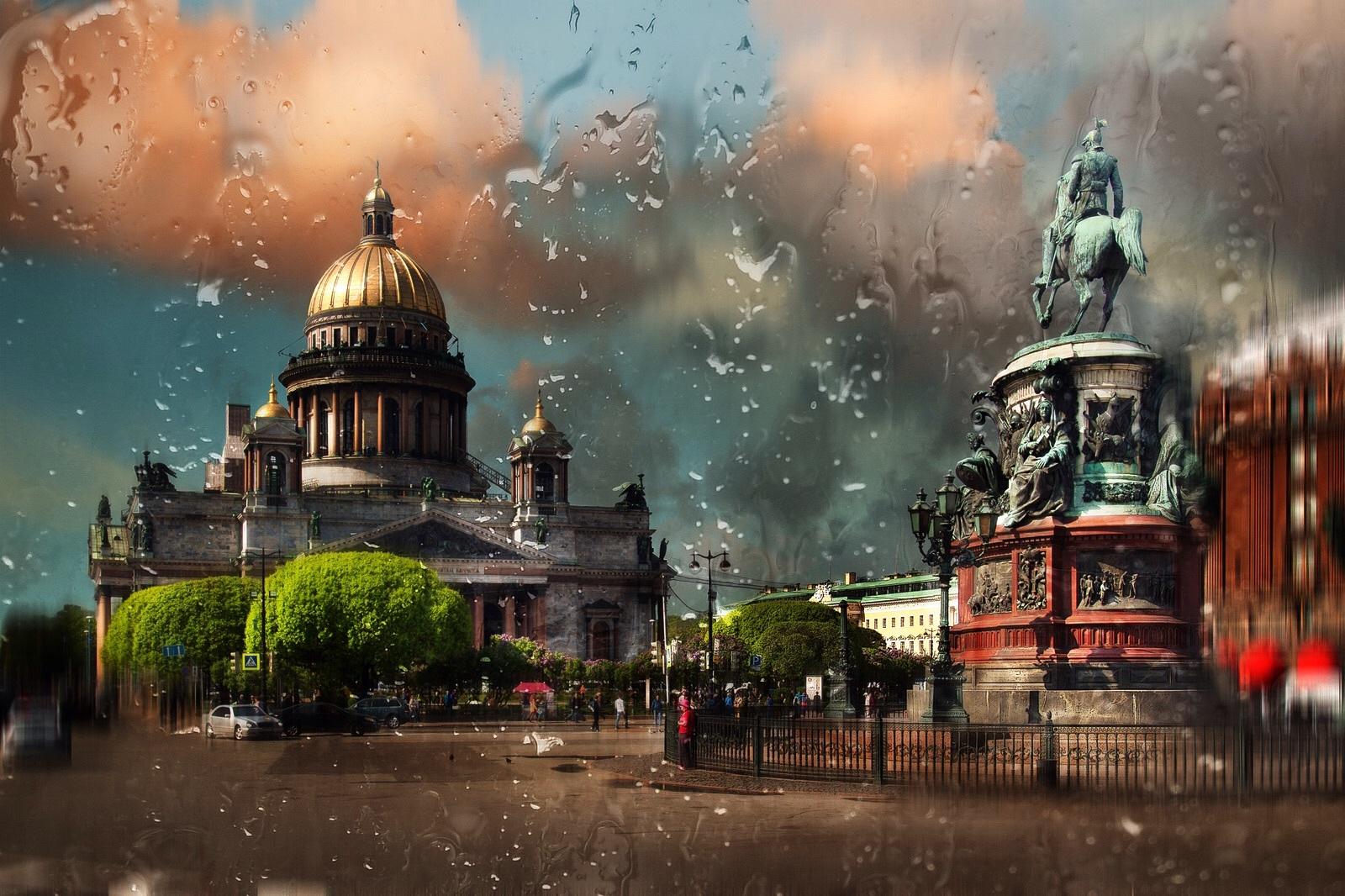 Фотография Санкт-Петербурга