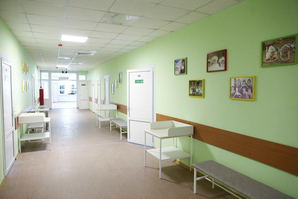 детская бесплатная поликлиника