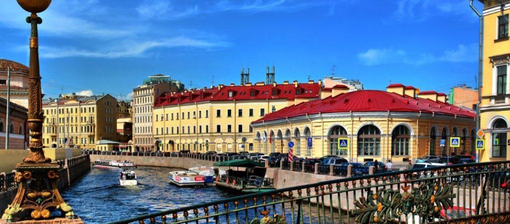 Погода в Санкт-Петербурге