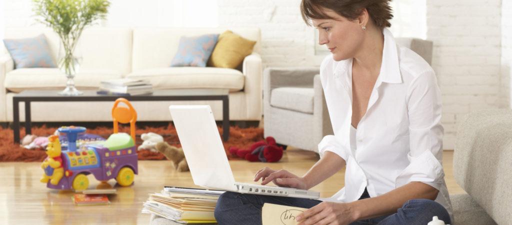 Подборка — идеи дополнительного заработка для женщин