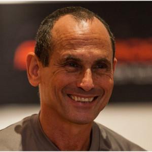 Арие Бурштейн известный в Санкт-Петербурге гештальт-терапевт из Израиля