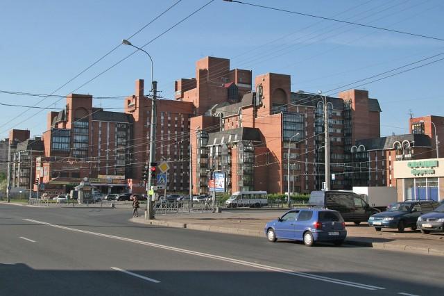 Фотография Фрунзенский район СПБ